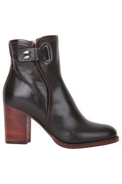 Ботинки Alessandro                                                                                                              чёрный цвет