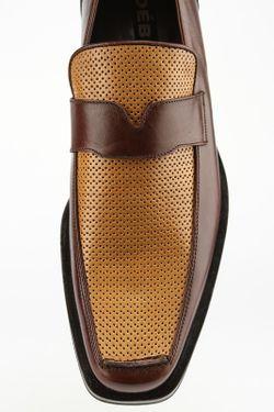Туфли Debut                                                                                                              коричневый цвет