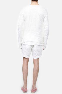 Пуловер Джерси Dolce & Gabbana                                                                                                              белый цвет