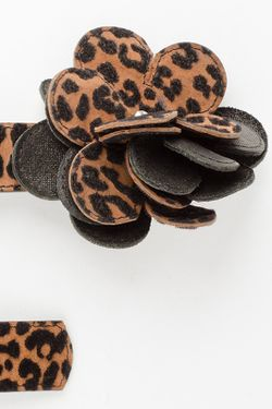 Ремень Dolci Capricci                                                                                                              коричневый цвет