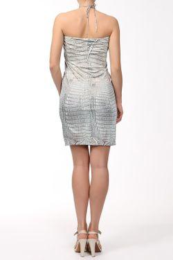 Платье Roberto Cavalli                                                                                                              серый цвет