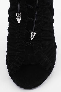 Ботильоны Balmain                                                                                                              черный цвет