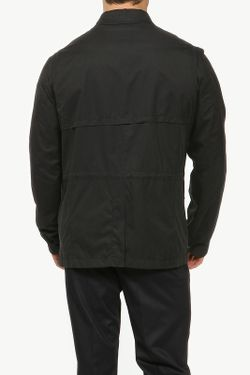 Куртка Versace Collection                                                                                                              черный цвет