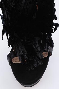 Босоножки Aperlai                                                                                                              чёрный цвет