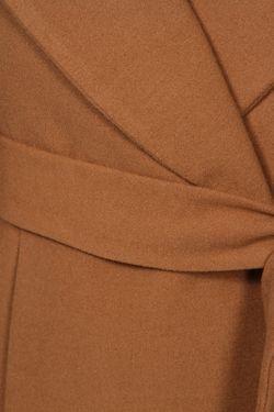 Полупальто КОРУ-СТИЛЬ                                                                                                              коричневый цвет