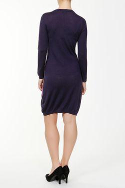 Платье Русский Сезон                                                                                                              фиолетовый цвет
