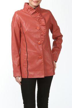 Куртка Mengfa                                                                                                              красный цвет