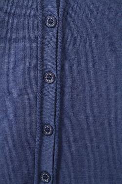 Кардиган Patrizia Pepe                                                                                                              синий цвет