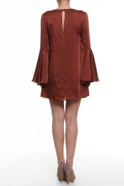 Платье Elizabeth And James                                                                                                              коричневый цвет