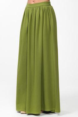 Юбка Анна Чапман                                                                                                              зелёный цвет