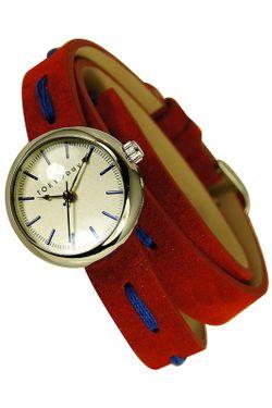 Часы Наручные Tokyobay                                                                                                              красный цвет