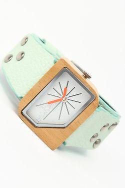 Часы Наручные Mistura                                                                                                              голубой цвет