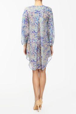 Платье Saloni                                                                                                              многоцветный цвет