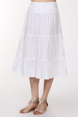 Юбка Finn Flare                                                                                                              белый цвет