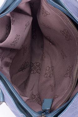 Сумка Baggini                                                                                                              голубой цвет