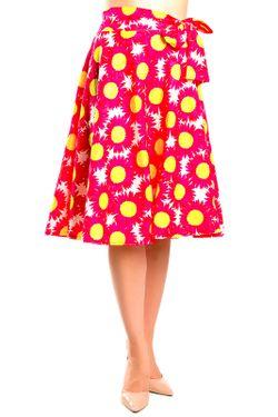 Юбка Monamod                                                                                                              розовый цвет