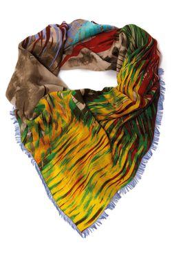 Платок Moltini                                                                                                              бежевый цвет