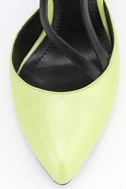 Босоножки Marco Bonne`                                                                                                              зелёный цвет