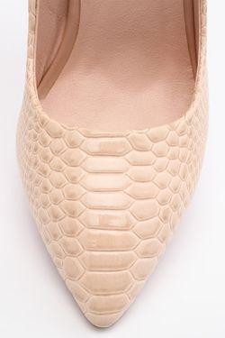 Туфли Stiletto                                                                                                              бежевый цвет