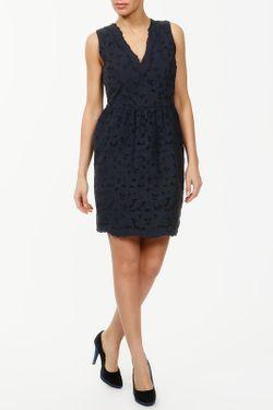 Платье Stella Mccartney                                                                                                              синий цвет
