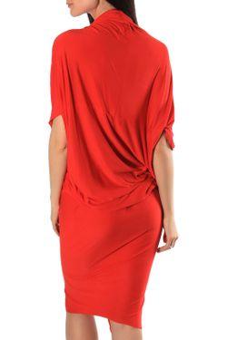 Платье Aftershock                                                                                                              красный цвет