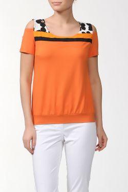 Блузка Helmidge                                                                                                              оранжевый цвет