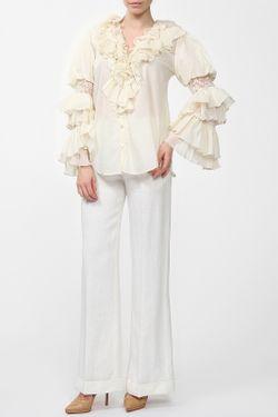 Блуза Ralph Lauren                                                                                                              None цвет