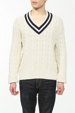 Пуловер Вязаный Ralph Lauren                                                                                                              бежевый цвет