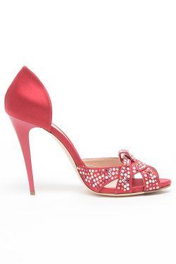 Туфли Giorgio Fabiani                                                                                                              красный цвет