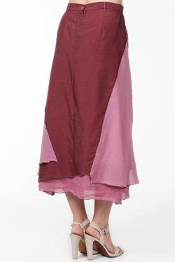 Юбка SZEFLER                                                                                                              фиолетовый цвет