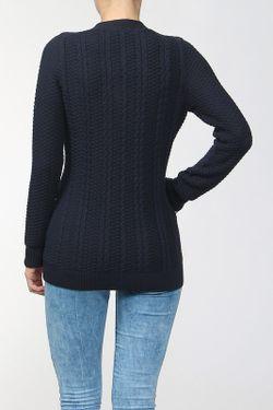 Пуловер Lacoste                                                                                                              синий цвет