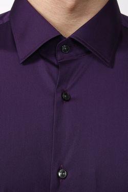 Рубашка Hugo Boss Black                                                                                                              многоцветный цвет