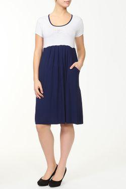 Платье Sementa                                                                                                              белый цвет