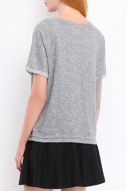 Блузка DRYWASH                                                                                                              серый цвет
