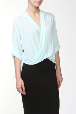 Блуза VALS                                                                                                              голубой цвет