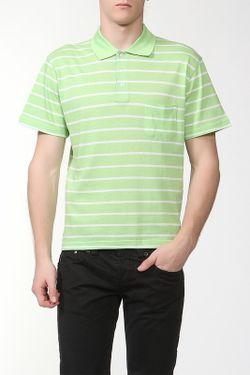Футболка-Поло BLUE GREEN                                                                                                              зелёный цвет
