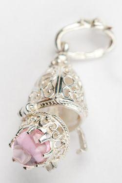 Ладанка Biruza                                                                                                              розовый цвет