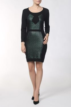 Платье Silvian Heach                                                                                                              зелёный цвет