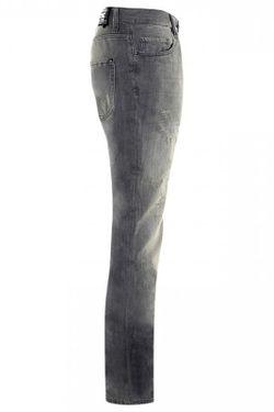 Джинсы Philipp Plein                                                                                                              серый цвет