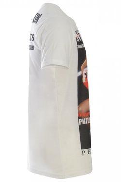 Футболка Philipp Plein                                                                                                              белый цвет