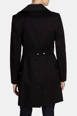 Пальто Karen Millen                                                                                                              черный цвет