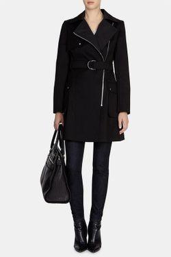 Пальто Karen Millen                                                                                                              чёрный цвет