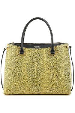 Сумка Gilda Tonelli                                                                                                              желтый цвет