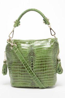 Сумка Enbery                                                                                                              зелёный цвет