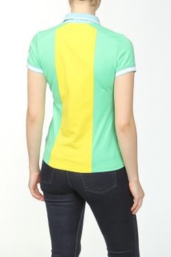 Поло Bogner                                                                                                              зелёный цвет
