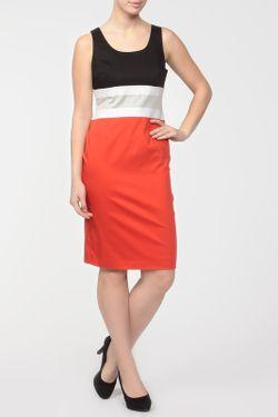 Платье Carolina Herrera                                                                                                              чёрный цвет