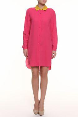 Платье Carven                                                                                                              розовый цвет