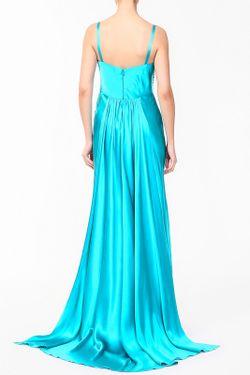 Платье Dina Bar-El                                                                                                              голубой цвет