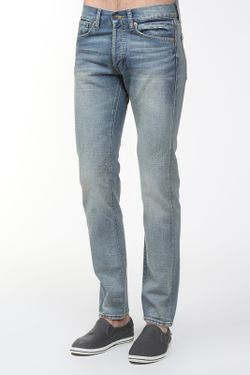 Джинсы Denim & Supply Ralph Lauren                                                                                                              синий цвет