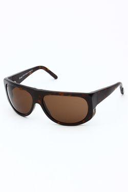 Очки Солнцезащитные Borsalino                                                                                                              коричневый цвет